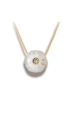 Galatea Pearl Flower Necklace PB3 product image