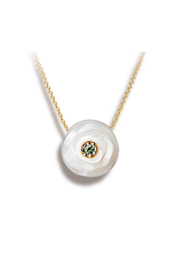 Galatea Pearl Flower Necklace PB6 product image