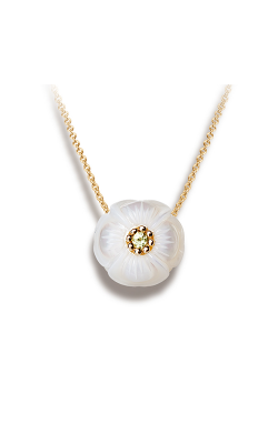 Galatea Pearl Flower Necklace PB8 product image