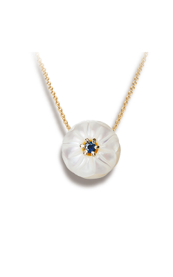 Galatea Pearl Flower Necklace PB9 product image