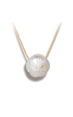 Galatea Pearl Flower Necklace PF2 product image