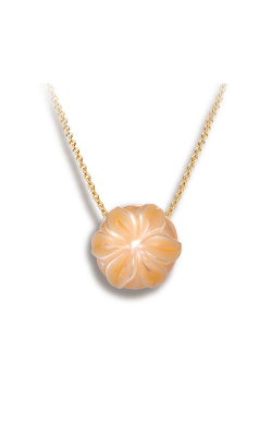 Galatea Pearl Flower Necklace PF5 product image