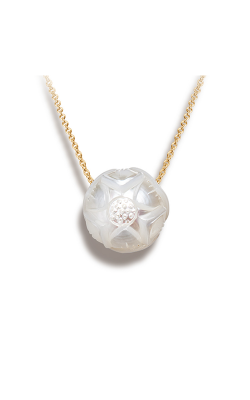 Galatea Pearl Flower Necklace PF7 product image
