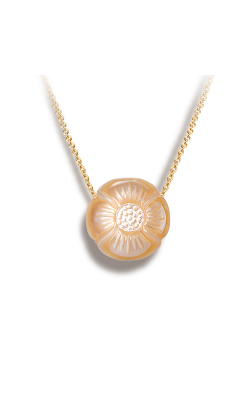 Galatea Pearl Flower Necklace PF8 product image