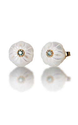 Galatea Pearl Flower Earring PB12E product image