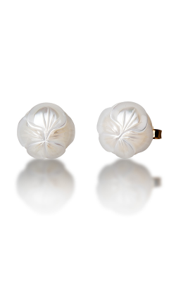 Galatea Pearl Flower Earrings PF2E product image