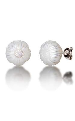 Galatea Pearl Flower Earrings PF4E product image
