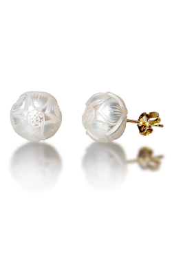 Galatea Pearl Flower Earrings PF7E product image