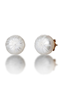 Galatea Pearl Flower Earrings PF9E product image