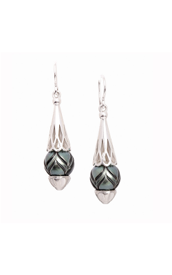 Galatea Queen Bead Convertibles Earrings CJ-104E product image