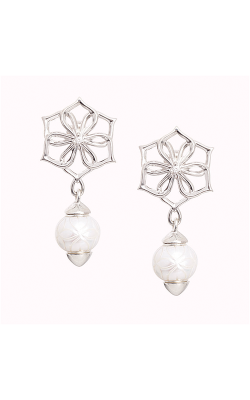 Galatea Queen Bead Convertibles Earrings CJ-110E product image