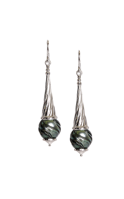 Galatea Queen Bead Convertibles Earrings CJ-111E product image