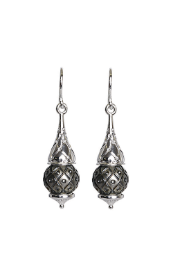Galatea Queen Bead Convertibles Earrings CJ-114E product image