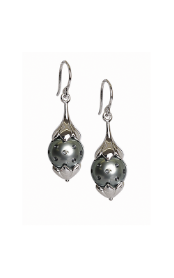 Galatea Queen Bead Convertibles Earrings CJ-115E product image