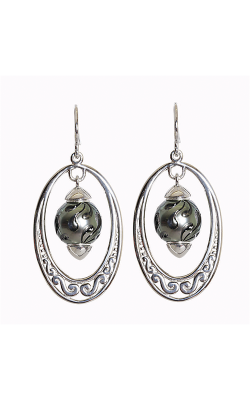 Galatea Queen Bead Convertibles Earrings  CJ-117E product image
