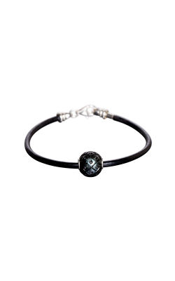 Galatea Carved Pearl & Sterling Bracelet 8005BT product image