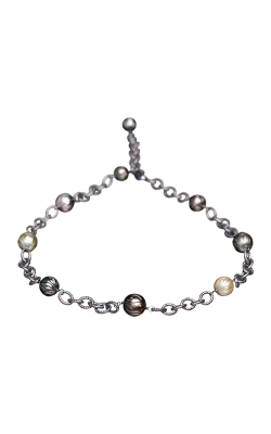 Galatea Carved Pearl & Sterling  8014NT product image