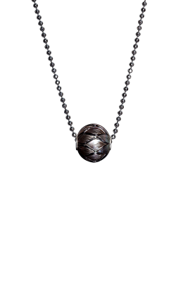 Galatea Carved Pearl & Sterling Necklace 8016NT product image