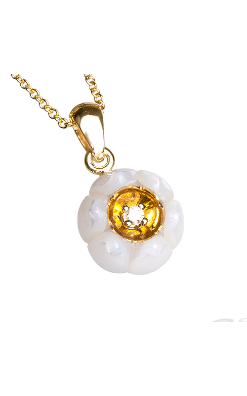 Galatea Heart of Gold Necklace DIP-105 product image