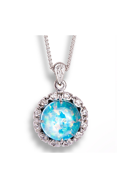 Galatea Momento Gem Necklace MG-02 product image