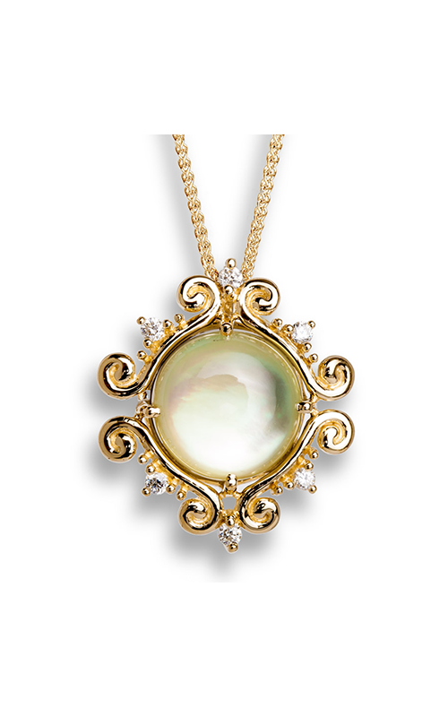 Galatea Momento Gem Necklace MG-08 product image