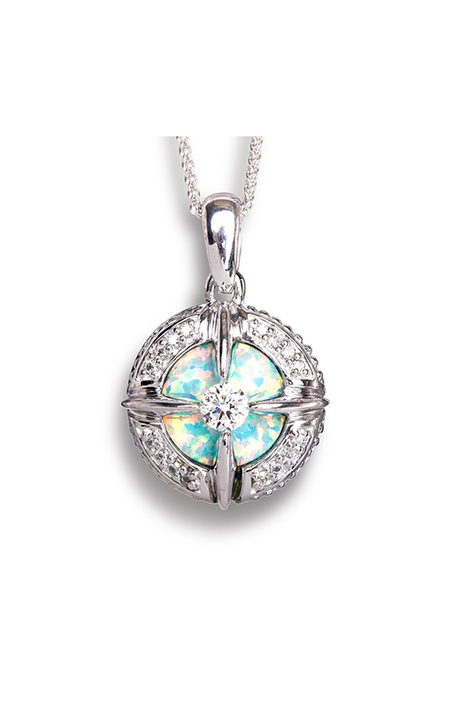 Galatea Momento Gem Necklace MG-18 product image
