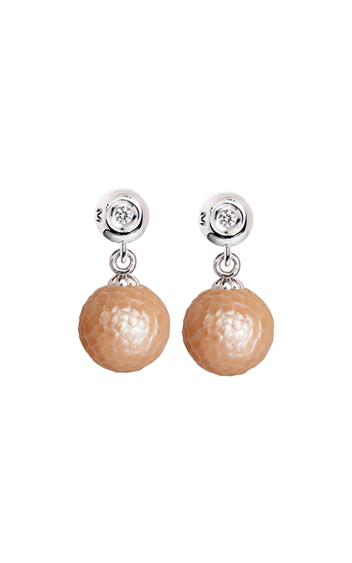 Galatea Momento Pearl Earrings MO-2E product image