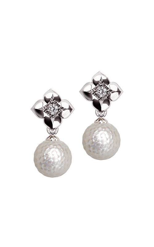 Galatea Momento Pearl Earrings  MO-4E product image