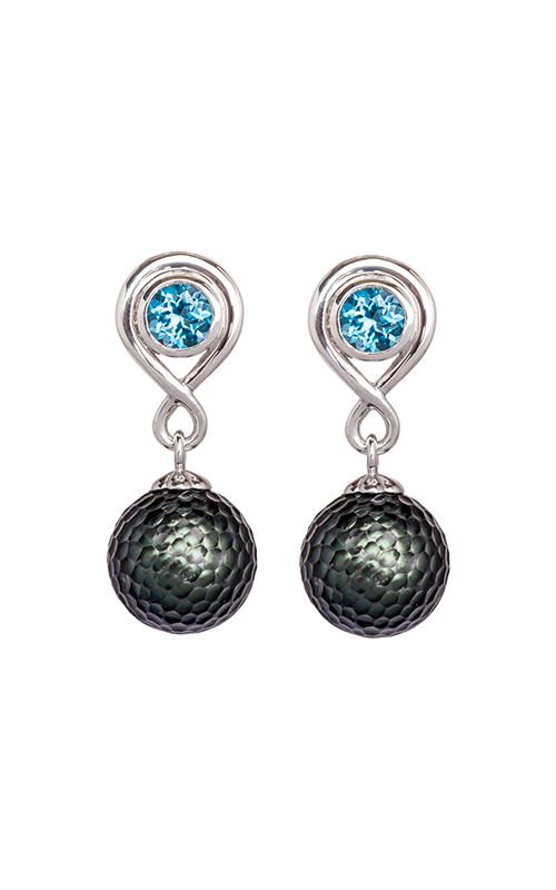 Galatea Momento Pearl Earrings MO-7E product image