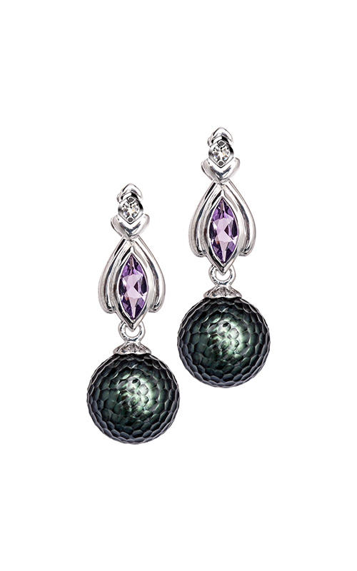 Galatea Momento Pearl Earrings MO-11E product image