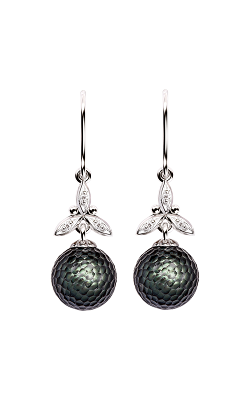 Galatea Momento Pearl Earrings MO-17E product image