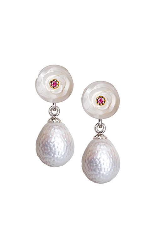 Galatea Momento Pearl Earrings MO-23E product image
