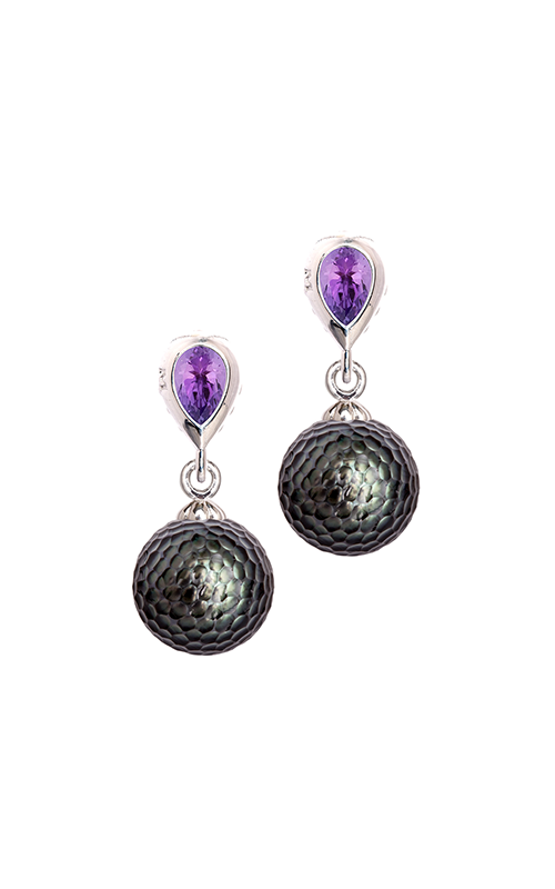 Galatea Momento Pearl Earrings MO-28E product image