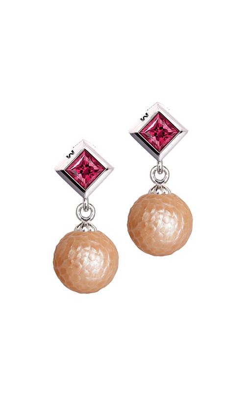 Galatea Momento Pearl Earrings MO-25E product image