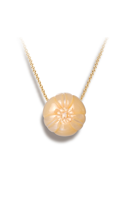 Galatea Pearl Flower Necklace PF3 product image