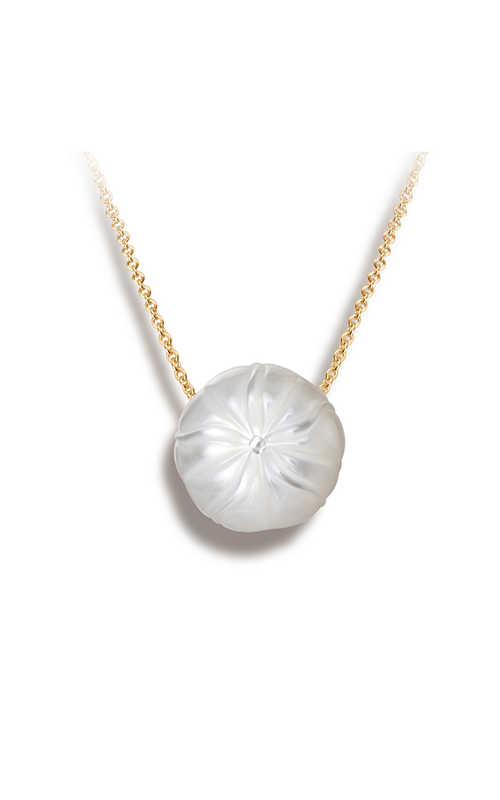 Galatea Pearl Flower Necklace PF9 product image