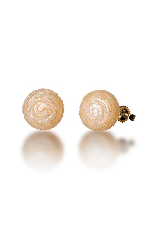 Galatea Pearl Flower Earrings PF1E product image