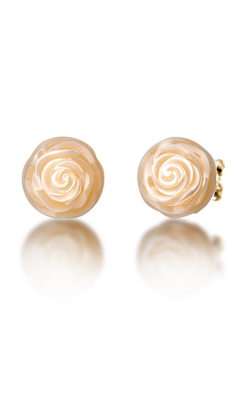 Galatea Pearl Flower Earrings PF6E product image