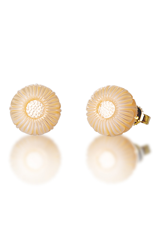 Galatea Pearl Flower Earrings PF11E product image