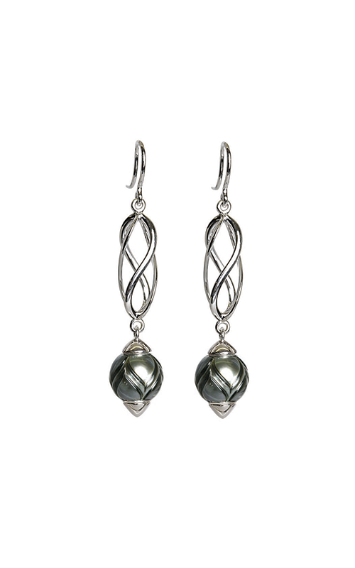 Galatea Queen Bead Convertibles Earring CJ-118E product image