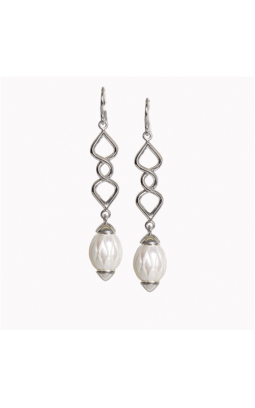 Galatea Queen Bead Convertibles Earrings CJ-119E product image