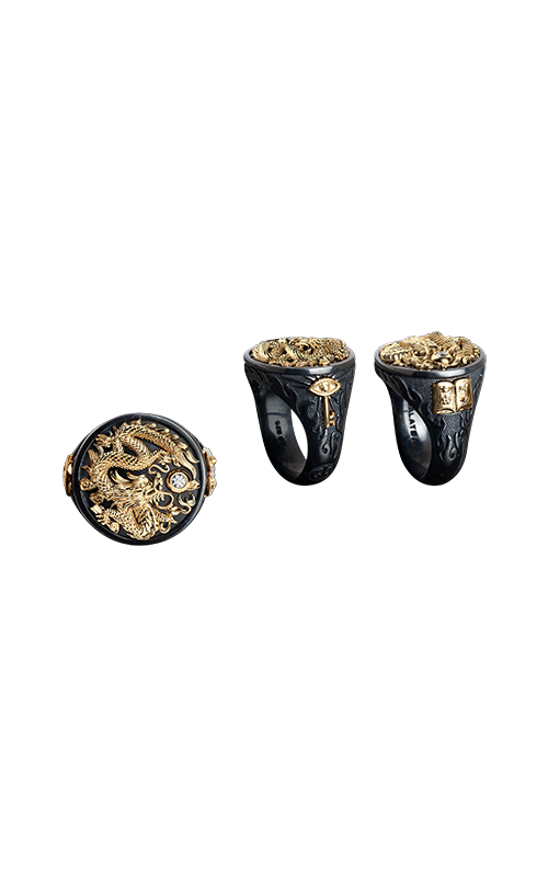 Galatea Capitan Men's ring M1 product image