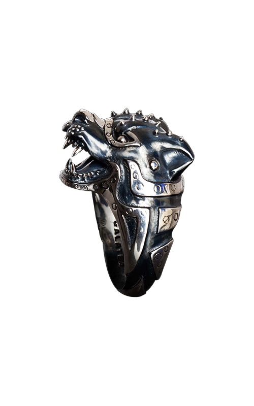 Galatea Capitan Men's ring M15 product image