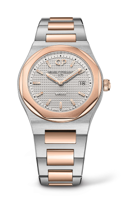 Girard-Perregaux Laureato Watch 80189-56-132-56A product image