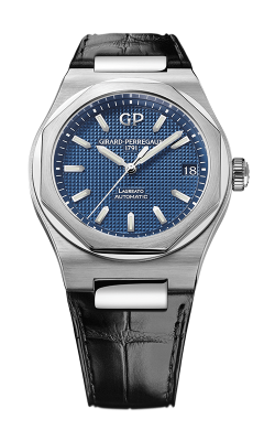 Girard-Perregaux Laureato Watch 81010-11-431-BB6A product image