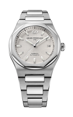 Girard-Perregaux Laureato Watch 81005-11-131-11A product image