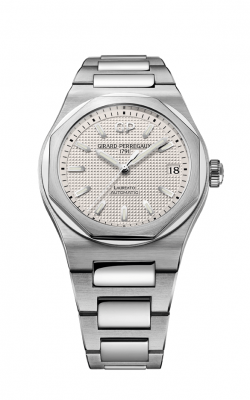 Girard-Perregaux Laureato Watch 81010-11-131-11A product image