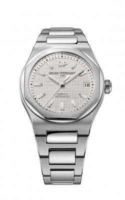 Girard-Perregaux Laureato Watch 81010-11-131-11A product image
