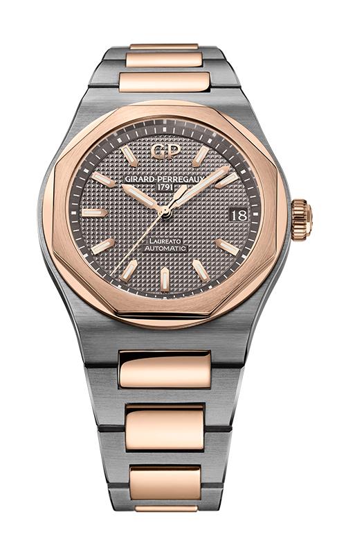 Girard-Perregaux Laureato Watch 81010-26-232-26A product image