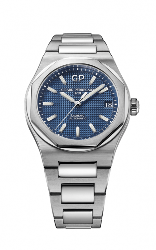 Girard-Perregaux Laureato Watch 81010-11-431-11A product image